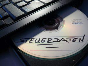 Informationsaustausch von Steuerdaten