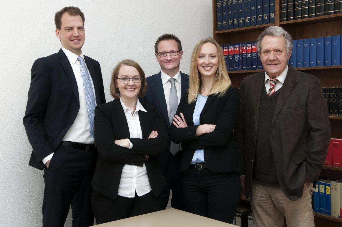Rechtsanwalt (m/w/d) gesucht